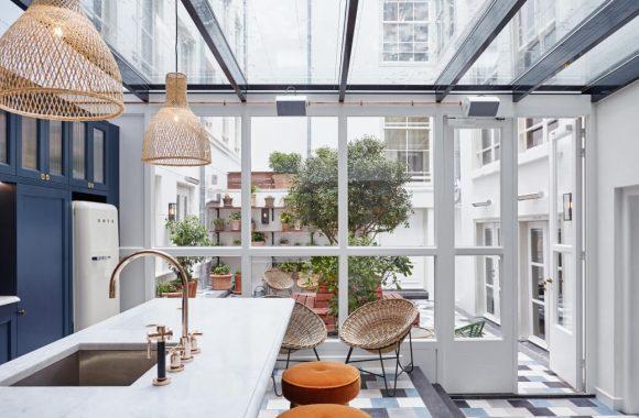 Küchentrends 2021 Dornbracht Gold-Armaturen -  Küchentrend 2021
