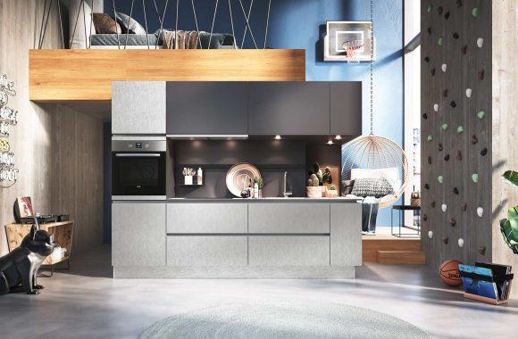 Küchentrends 2021 Häcker Küche Steel