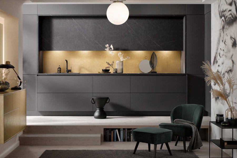 SieMatic Designküche | Miele Center Olsacher Kärnten Küchen Spittal an der Drau | Küchen Villach