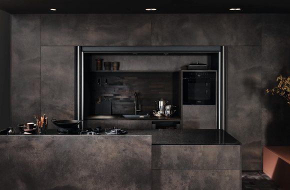 Küchentrends 2021 KH Küche mit matten Oberflächen