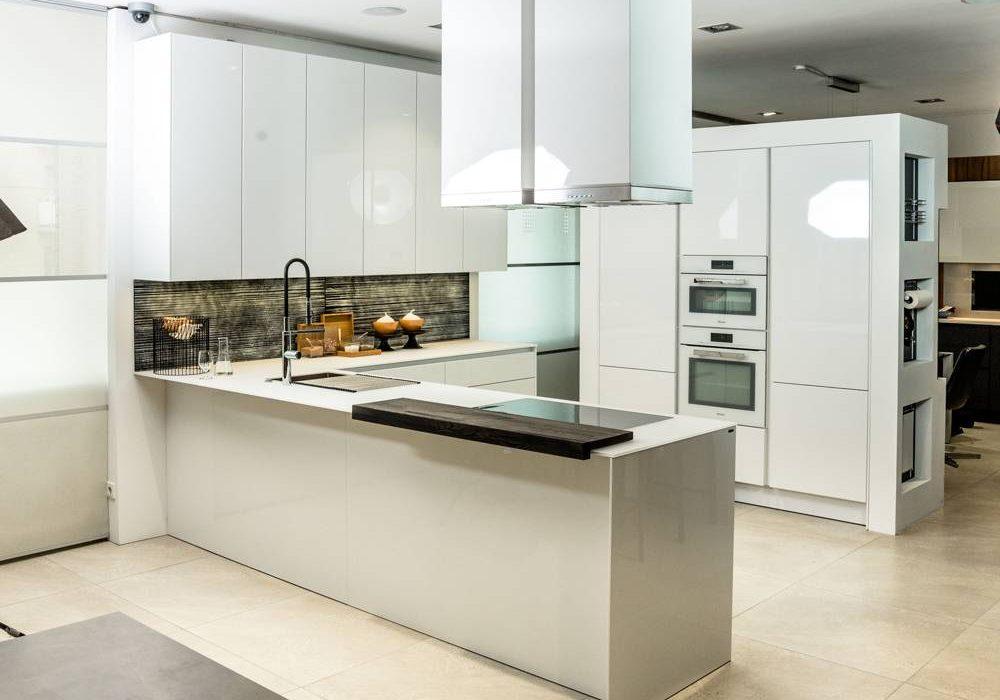 Küchen Abverkauf SieMatic Ausstellungsküche S2 L