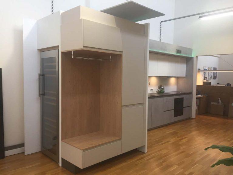Küchen Abverkauf SEVILLA Garderobe DAN Küchen Markant