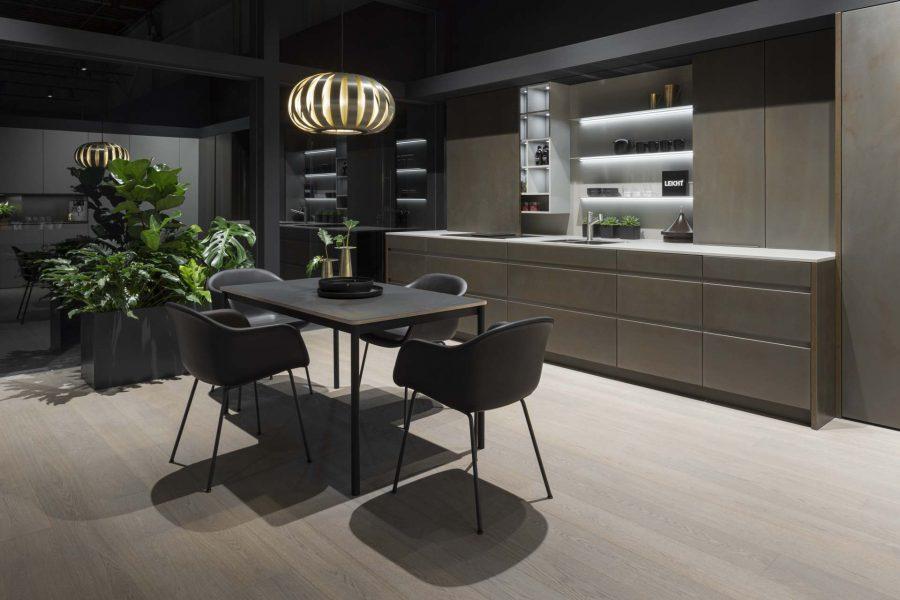 Häcker Designküche Räuchereiche | Miele Center Olsacher Kärnten Küchen Spittal an der Drau | Küchen Villach