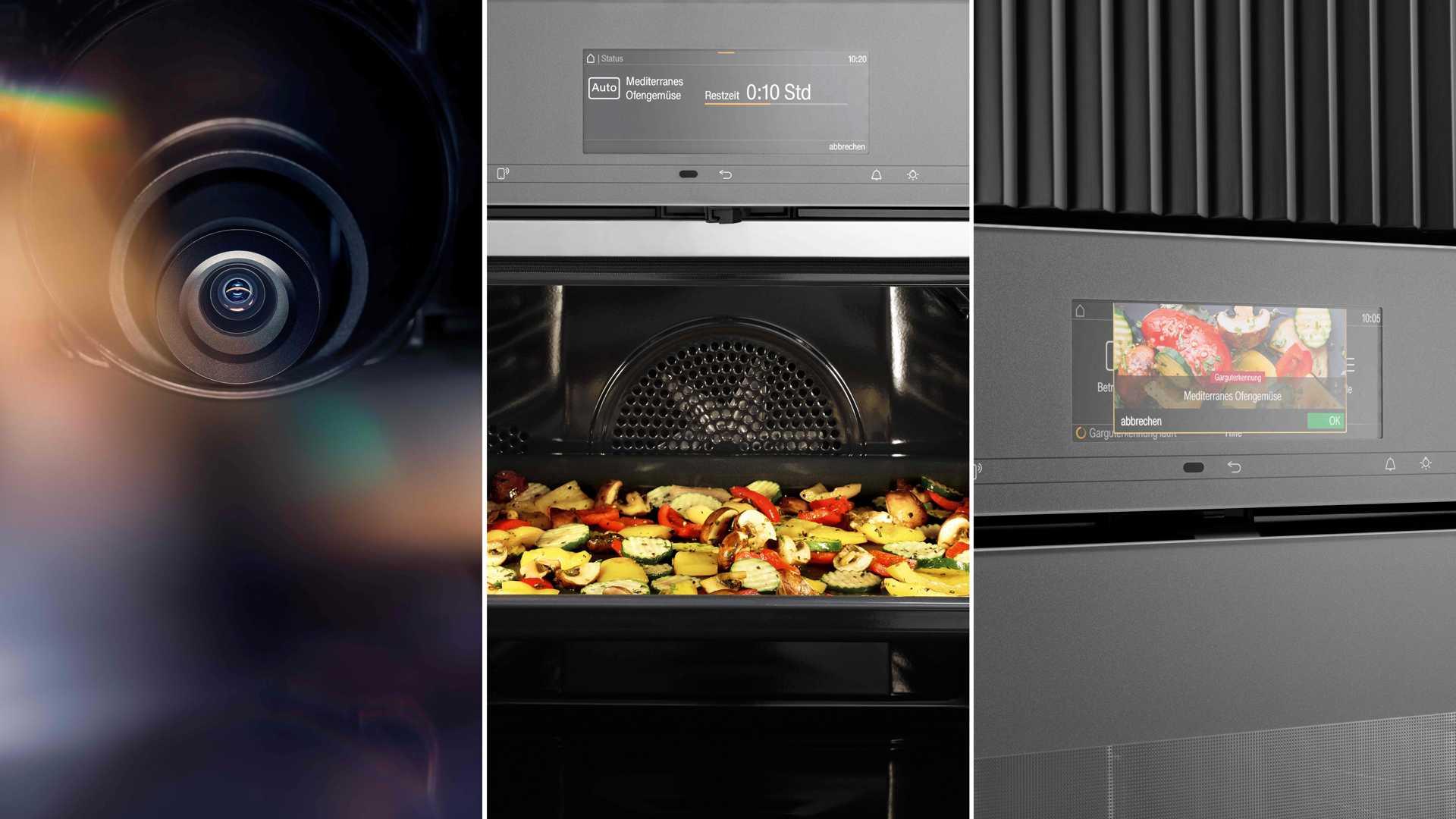 Kochen auf dem nächsten Level mit künstlicher Intelligenz - Generation 7000 von Miele bei Miele Center Österreich