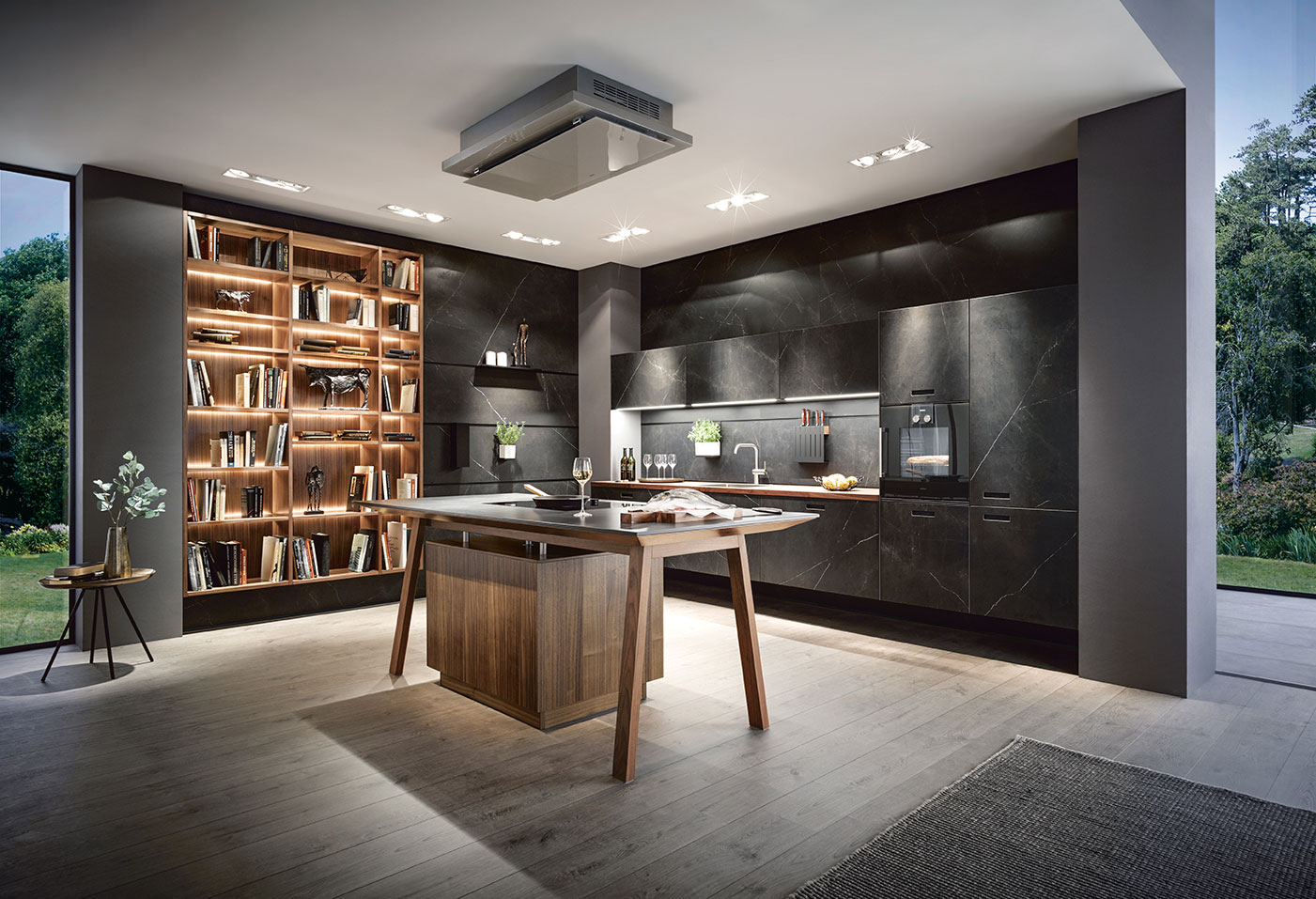Next125 - offene Küche