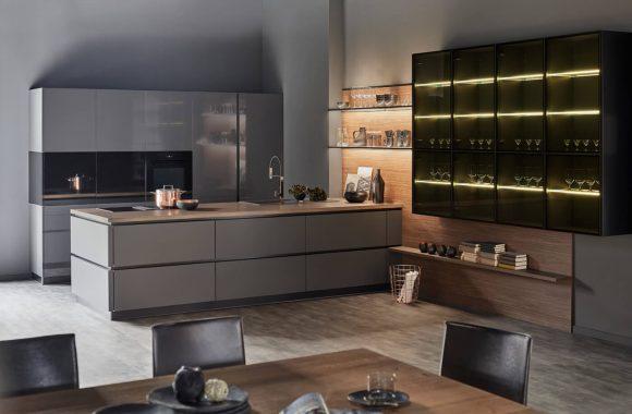 Küchentrends 2021 Warendorf L-10 Küche