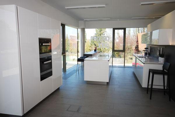 Küchen Abverkauf Warendorf L-17 Ausstellungsküche